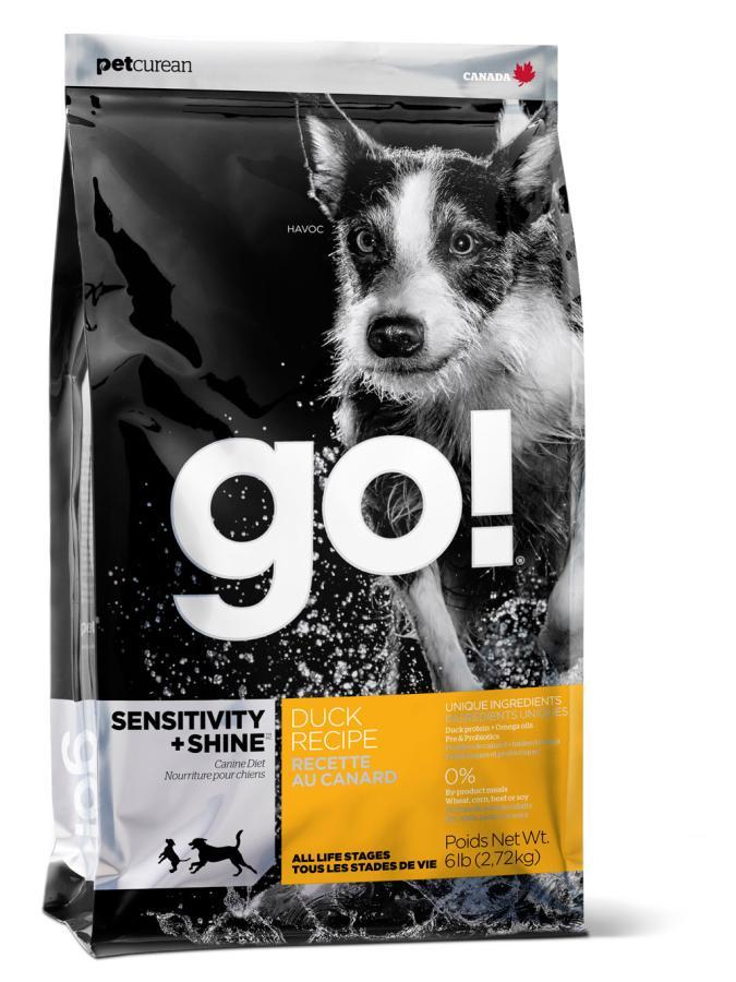 Корм Go Sensivity для чувствительных собак